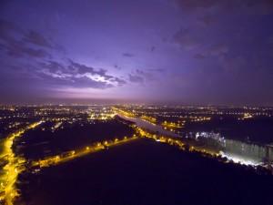 Lightning strikes 2015 | Nieuwenrode, Belgium